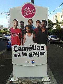 Réunion Creole creole language spoken on Réunion