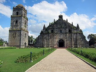 Ilocos Norte - Paoay Church