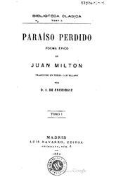 John Milton: Paraíso perdido
