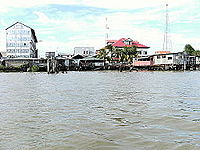 Paramaribo, view from Suriname river.JPG