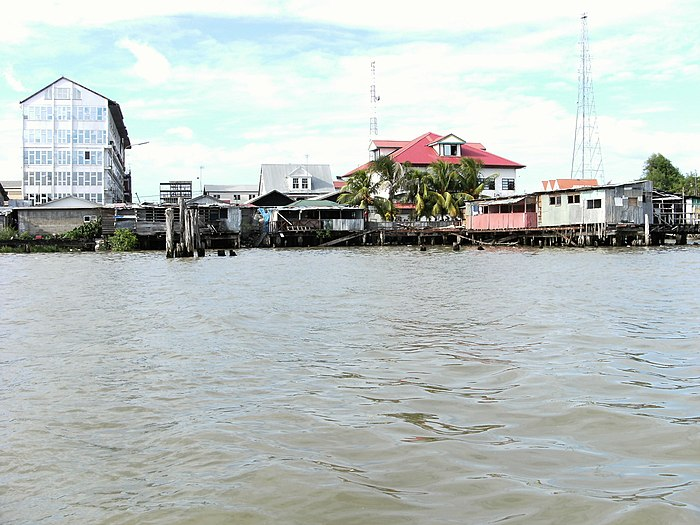 Capital de Surinam