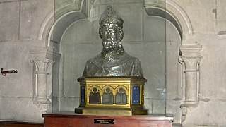 Bust of Saint Denis