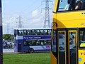 Park & Ride buses , 2012 Olympics White Water Centre (7699954018).jpg