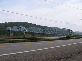 Parker, Pennsylvania - Parker Bridge