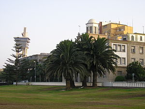 Parque de la Conferencia - Image: Parque de la conferencia