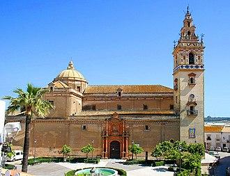 Moguer - Iglesia de Nuestra Señora de Granada