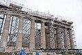 Parthenon scaffolding 2010 2.jpg