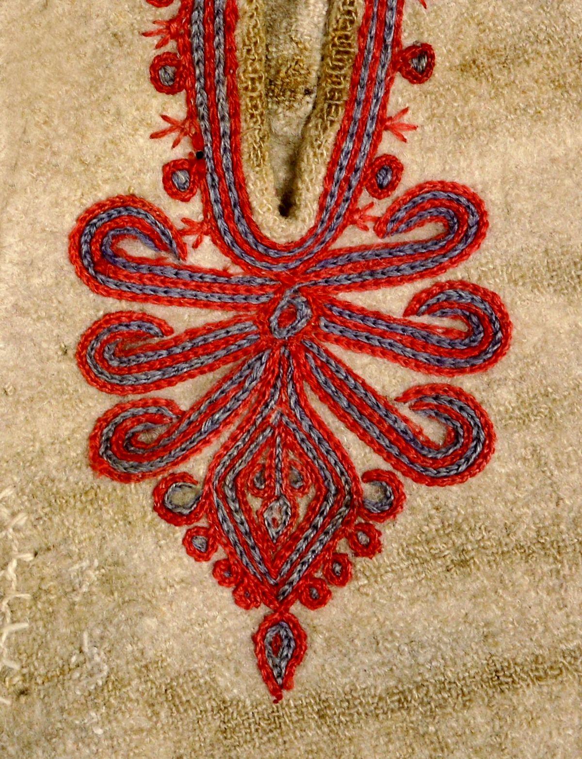 parzenica folk pattern wikipedia