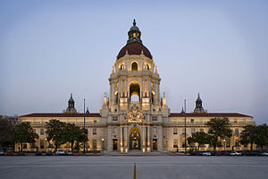 Architectural Resources Group - Pasadena City Hall