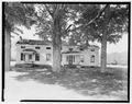 Patrick House, Spa State Park, .75 mile southeast of Gideon Putnam Hotel, Saratoga Springs, Saratoga County, NY HABS NY,46-SASPR,2-1.tif