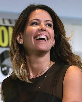 DC Extended Universe - Patty Jenkins: the director of Wonder Woman; and co-writer and director of Wonder Woman 1984