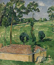 Paul Cézanne - The Spring House (La Conduite d'eau) - BF129 - Barnes Foundation.jpg