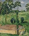 Paul Cézanne - The Spring House (La Conduite d'eau) - BF129 - Barnes Foundation.jpg