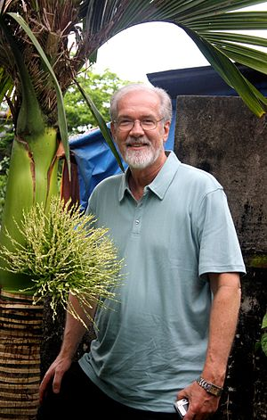 Paul Hoover - Paul Hoover at Dong Thai Village, Hatinh, Vietnam, 2011