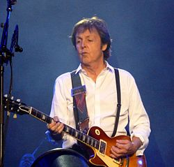 border Paul McCartney