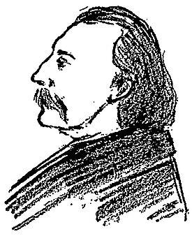 Paul Napoléon Roinard par Albert Brière.