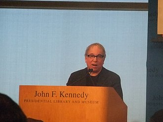 Paul Simon - Simon paying tribute to musicians Leonard Cohen and Chuck Berry, the recipients of the first annual PEN Awards for songwriting excellence, at the John F. Kennedy Presidential Library and Museum on February 26, 2012