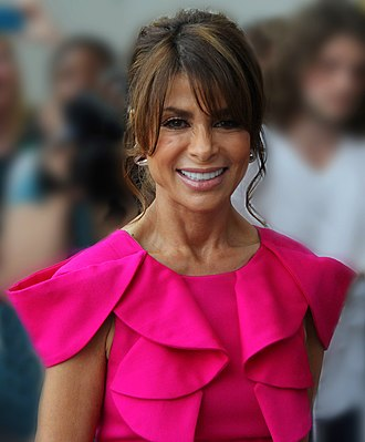 Paula Abdul - Abdul on the set of The X Factor in 2011