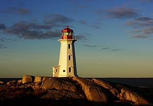Halifax Regional Municipality municipal election, 2016 - Nova Scotia's iconic Peggy's Cove is located in Halifax Regional Municipality