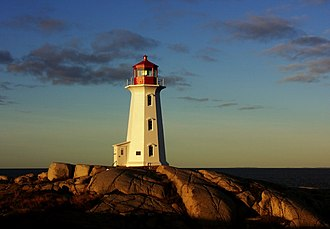 2016 Halifax Regional Municipality municipal election - Nova Scotia's iconic Peggy's Cove is located in Halifax Regional Municipality