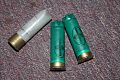 Pegoraro and Gamebore birdshot cartridges from al-Dair.jpg