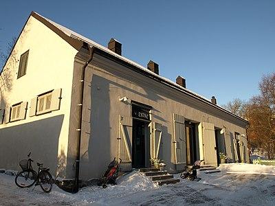 Pelle Svanslös hus