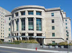 Judiciary of Pennsylvania - The Pennsylvania Judicial Center within the Pennsylvania State Capitol Complex.
