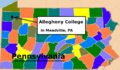 Pennsylvania Map Counties Allegheny College Meadville.png