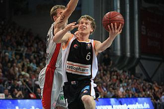 Ratiopharm Ulm - Per Günther, Ulm player since 2008, has been the leader of the team