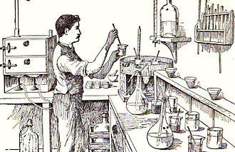 Eau de toilette - Perfume formulas 1910