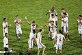 Persepolis F.C. celebrating after 2019–20 Persian Gulf Pro League trophy (42).jpg