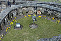 Pet cemetery at Edinburgh Castle - Stierch.jpg
