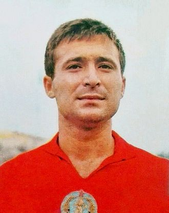 First Professional Football League (Bulgaria) - Petar Zhekov is the all-time top goalscorer in First League with 253 goals