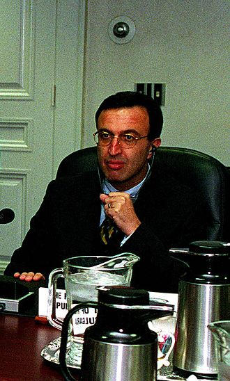 2001 Bulgarian presidential election - Image: Petar stoyanov (1)