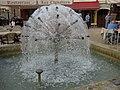 Petite Place Carnot, Beaune - fountain (35485019561).jpg