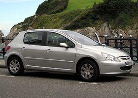 Peugeot 307 Wikipedia
