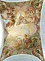 Pfarrkirchen Bad Hall - Pfarrkirche Fresko links 1.jpg