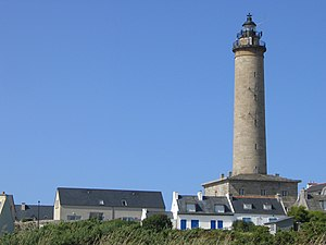 Île de Batz - The lighthouse of l'île de Batz