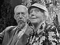 Philippe la Chapelle en Jacqueline Royaards (1962).jpg