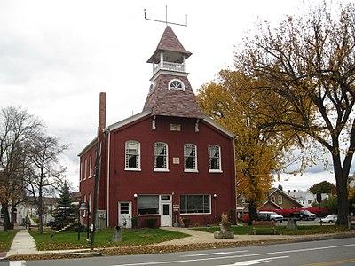 Philipsburg Historic District Philipsburg Pennsylvania
