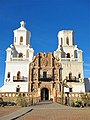 Photo Mission San Xavier del Bac Tucson Arizona 1.jpg