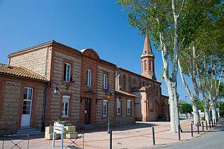 Labarthe-sur-Lèze Commune in Occitanie, France