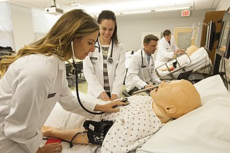 Ohio Dominican University - Image: Physician Assistant Program at ODU