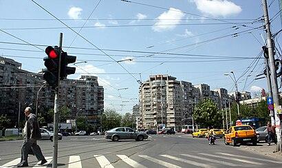 Cum să ajungi la Piața Iancului folosind transportul public - Despre locație