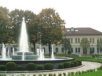 Lissone - Piazza IV Novembre.
