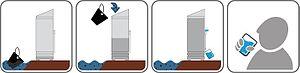 Portable Aqua Unit for Lifesaving
