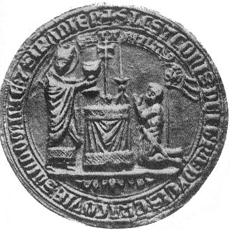 Leszek II the Black - Leszek the Black's Seal.