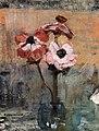 Piet Mondrian - Anemones in a Vase (14582219101).jpg