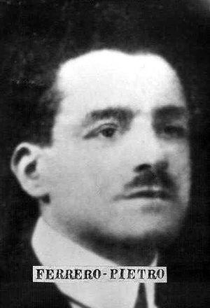 Pietro Ferrero (anarchist) - Image: Pietro Ferrero