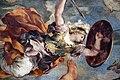 Pietro da cortona, Trionfo della Divina Provvidenza, 1632-39, minerva trionfa sui giganti 06.JPG